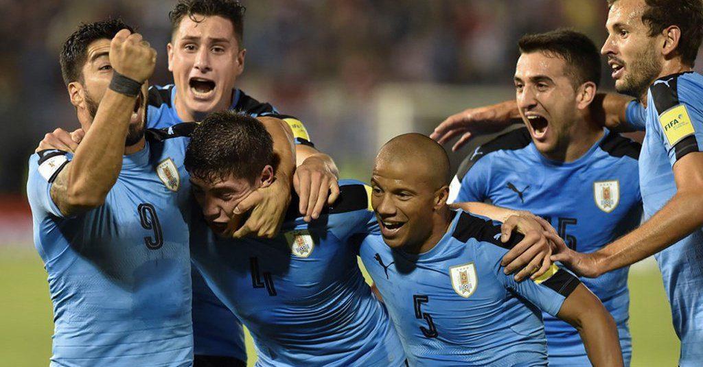 Prediksi Skor Akurat Uruguay VS Rusia 25 Juni 2018